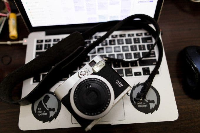 Chris Gampat The Phoblographer Tap and Dye Horween CXL Camera Strap product images (1 of 8)ISO 4001-50 sec at f - 1.4