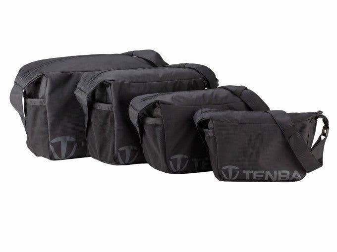 the tenba packlite camera bags stow themselves