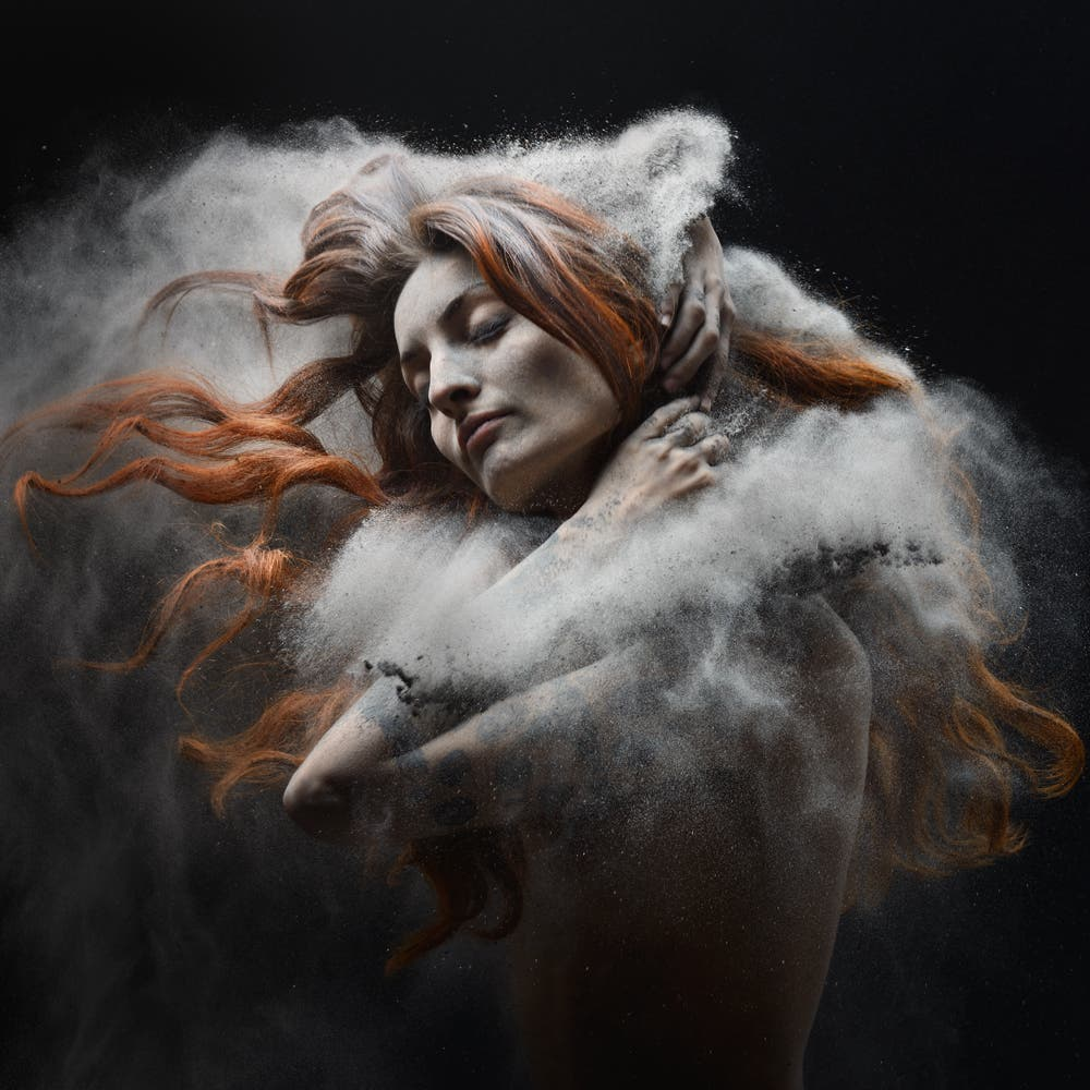 Powder: 12 Photographers Doing Cool Things with it