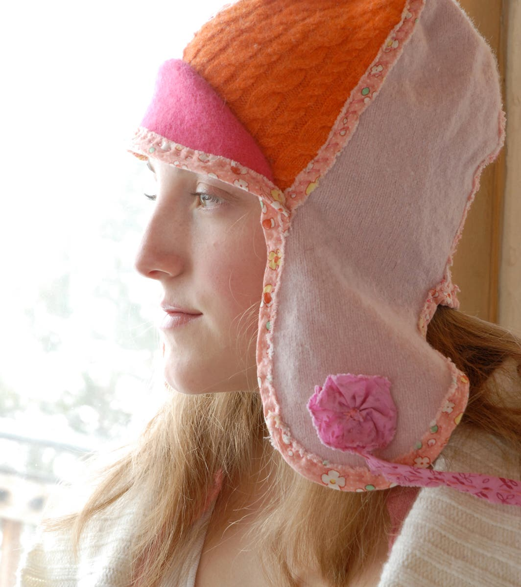 girl in a hat 72