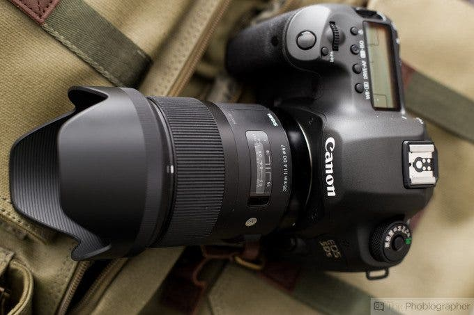 First Impressions: Canon 5Ds