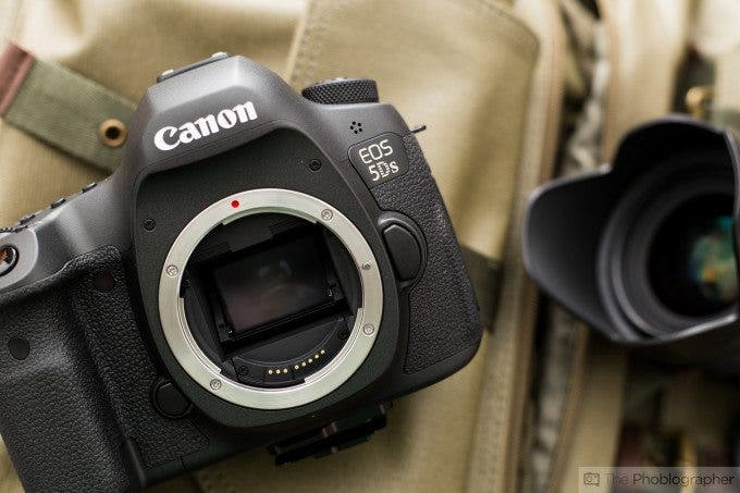 Chris Gampat The Phoblographer Canon 5Ds first impressions product photos (3 of 10)ISO 4001-60 sec at f - 4.0
