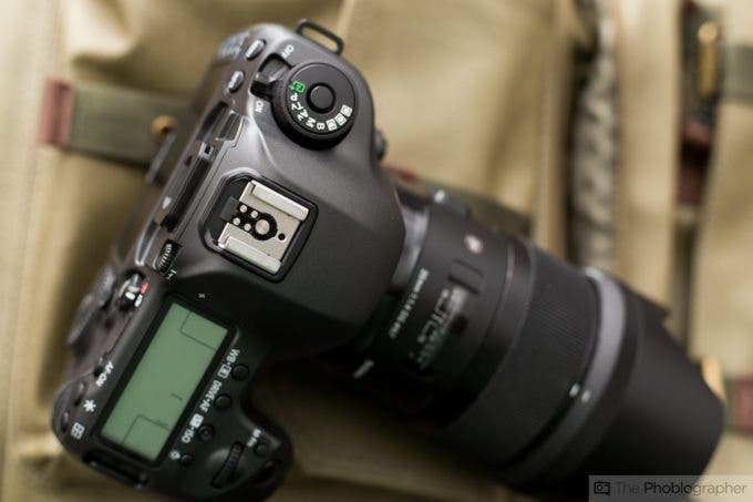 Chris Gampat The Phoblographer Canon 5Ds first impressions product photos (4 of 10)ISO 4001-60 sec at f - 4.0