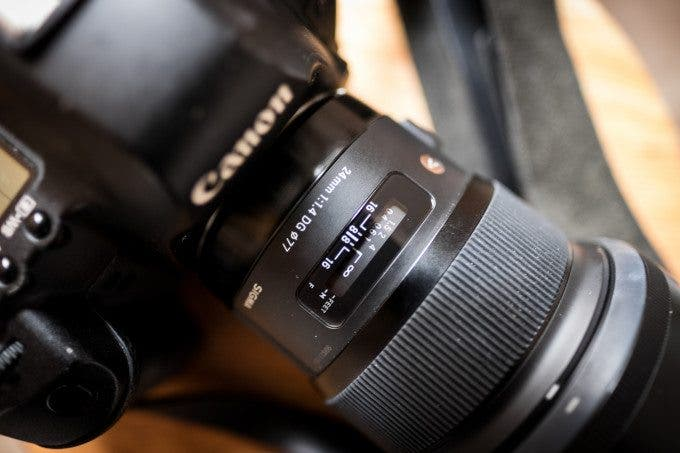 sigma 24mm lenses