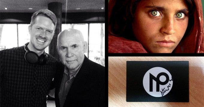 7 Secrets To Success I Learned From Meeting Steve McCurry