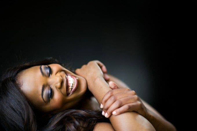 Pretty Yende, a soprano opera singer, will be starring in L.A. Opera's production of The Marriage of Figaro, in Los Angeles, Calif., on March 16, 2015. (Photo by Marcus Yam/Los Angeles Times)