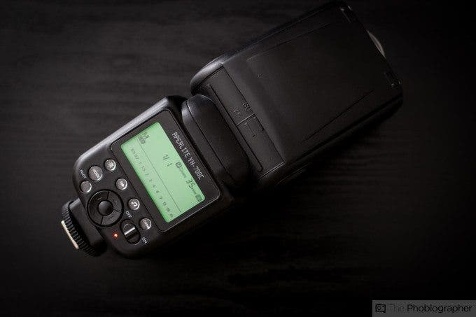Chris Gampat The Phoblographer Aperlite YH-700C flash review images (4 of 10)ISO 4001-50 sec at f - 3.2