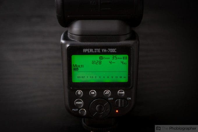 Chris Gampat The Phoblographer Aperlite YH-700C flash review images (5 of 10)ISO 4001-50 sec at f - 3.2