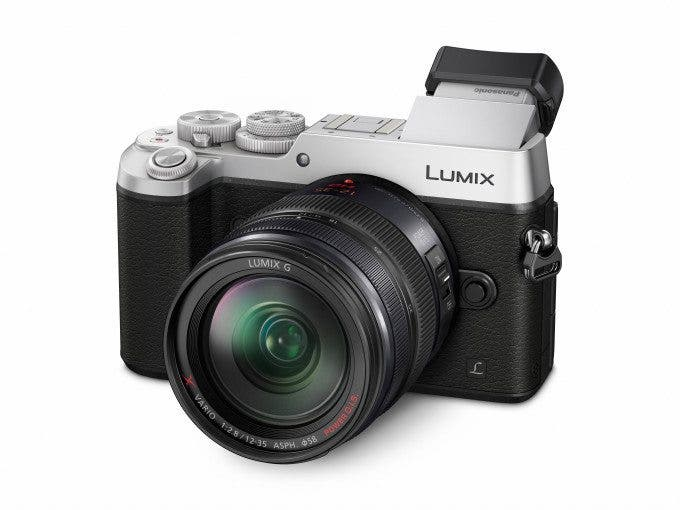 The New Panasonic GX8 Is Quite a Beauty