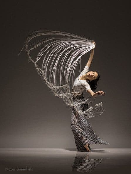 Jye-Hwei Lin, Moving Still, Lois Greenfield