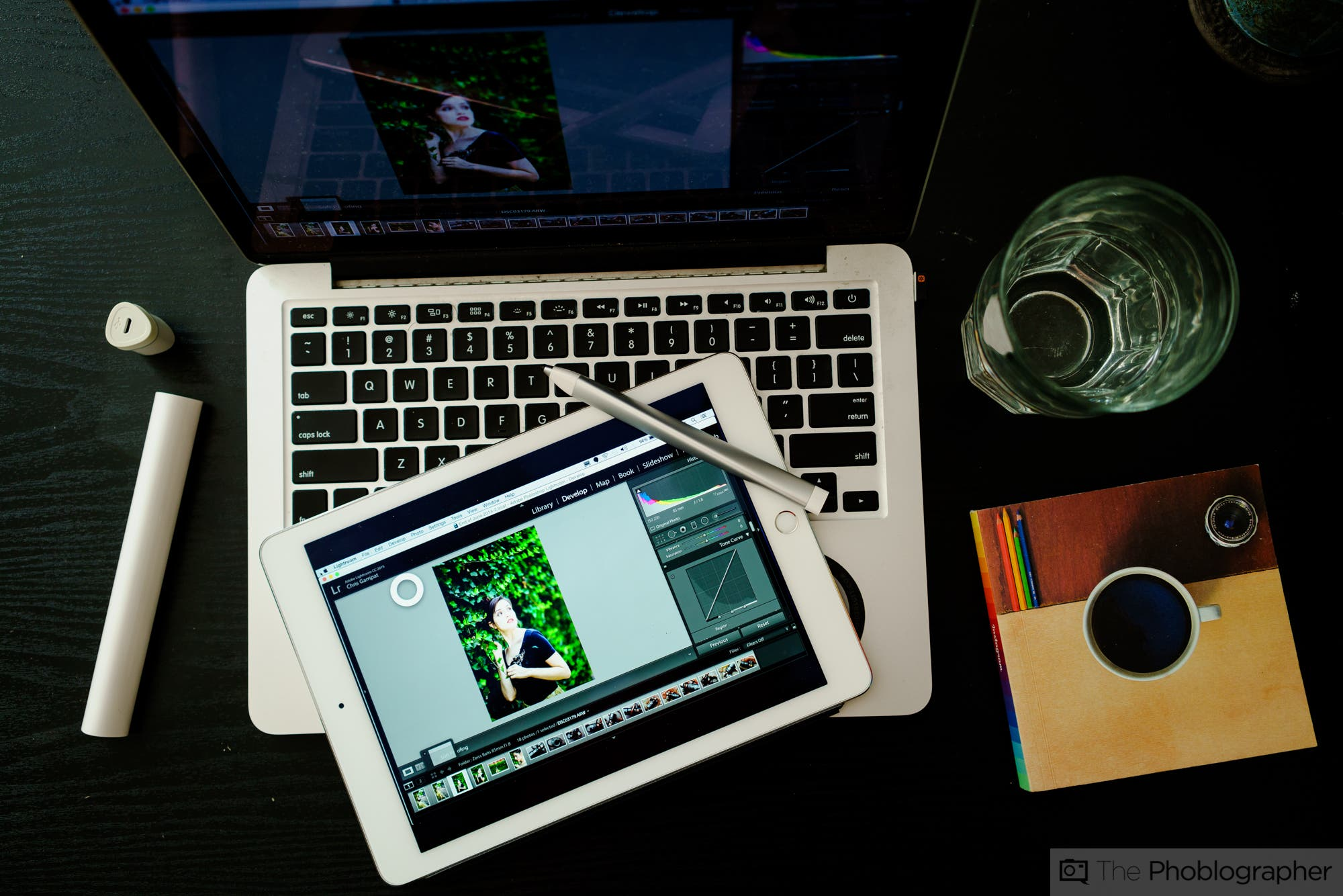 What Tablets Need in Order to Replace Laptops For Photographers