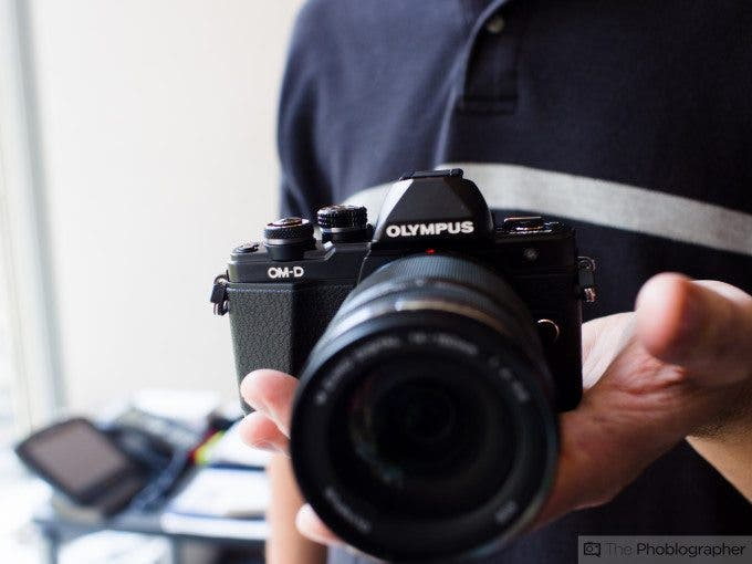 Chris Gampat The Phoblographer Olympus OMD EM10 Mk II first impressions images (10 of 10)ISO 4001-200 sec