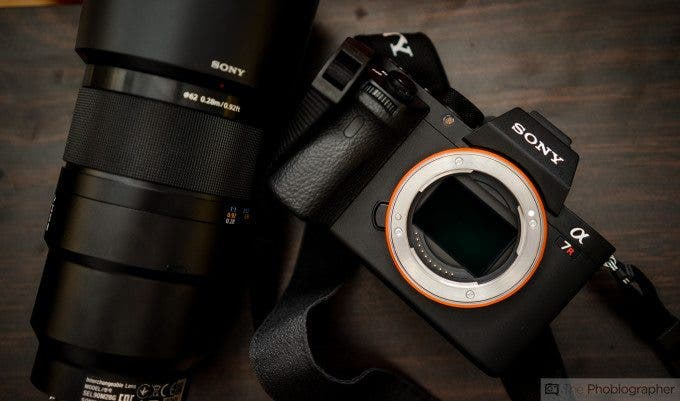 Chris Gampat The Phoblographer Sony A7r Mk II product images review (2 of 3)ISO 4001-100 sec at f - 2.8