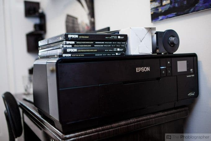 Chris Gampat The Phoblographer Epson P600 printer review (1 of 8)ISO 4001-80 sec at f - 1.8