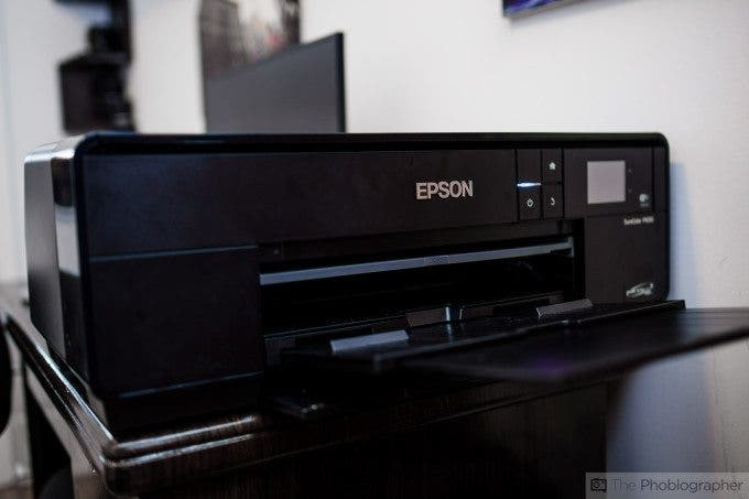 Chris Gampat The Phoblographer Epson P600 printer review (2 of 8)ISO 4001-80 sec at f - 1.8