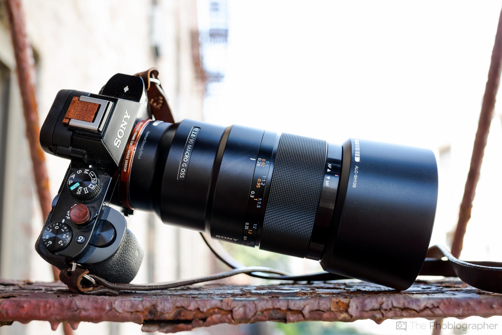 Review: Sony 90mm f2.8 Macro G OSS (Sony FE)