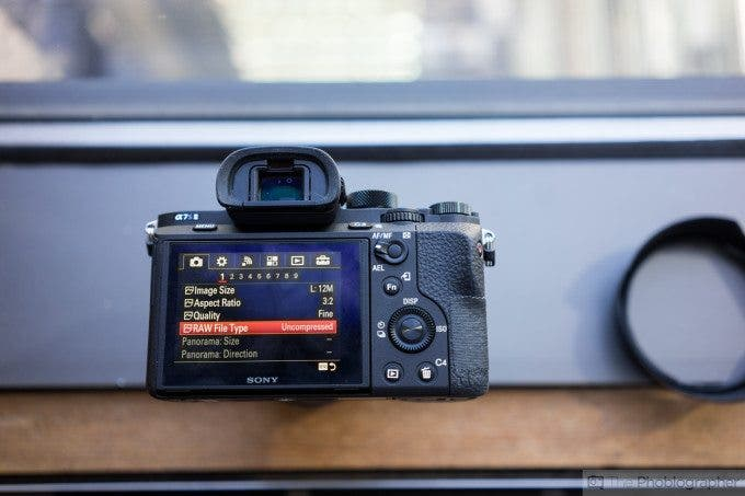 Chris Gampat The Phoblographer Sony A7s Mk II first impressions product images (7 of 11)ISO 2001-40 sec at f - 2.8