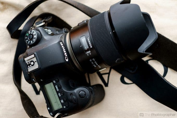 Chris Gampat The Phoblographer Tamron 35mm f1.8 Di VC review product photos (2 of 2)ISO 4001-125 sec at f - 2.8