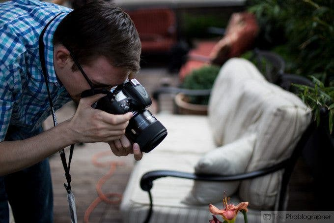 Chris Gampat The Phoblographer Tamron 45mm f1.8 Di VC first impressions photos (2 of 8)ISO 1001-800 sec at f - 1.8