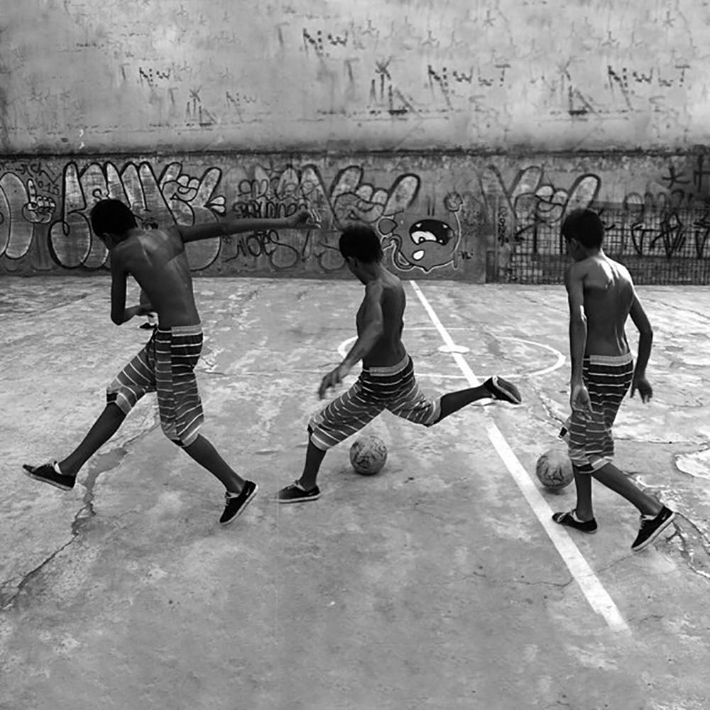 Rodrigo Vieira: Street Photography in Brazil
