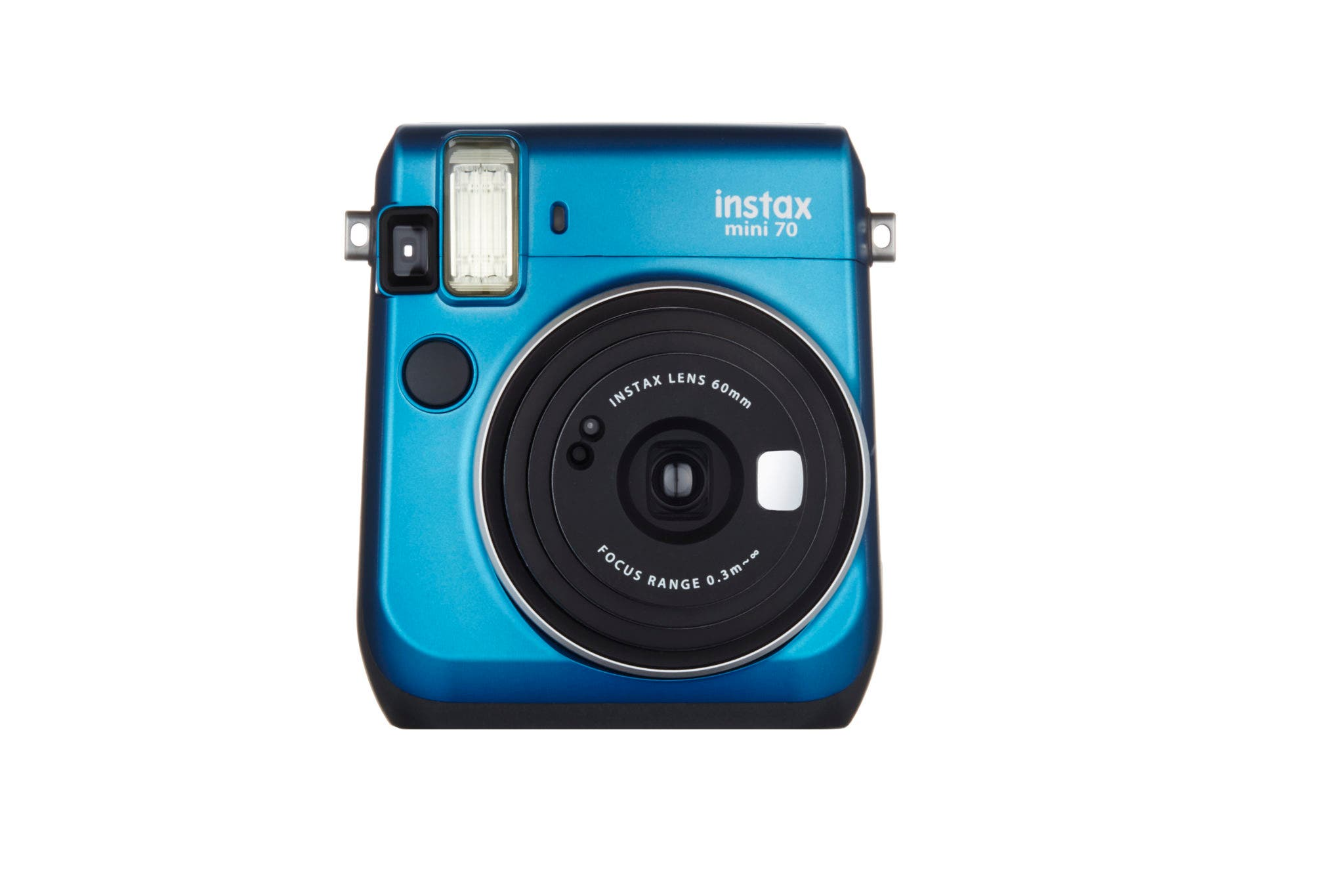 The fujifilm instax mini 70 is designed for the instant selfie Housse instax mini 70