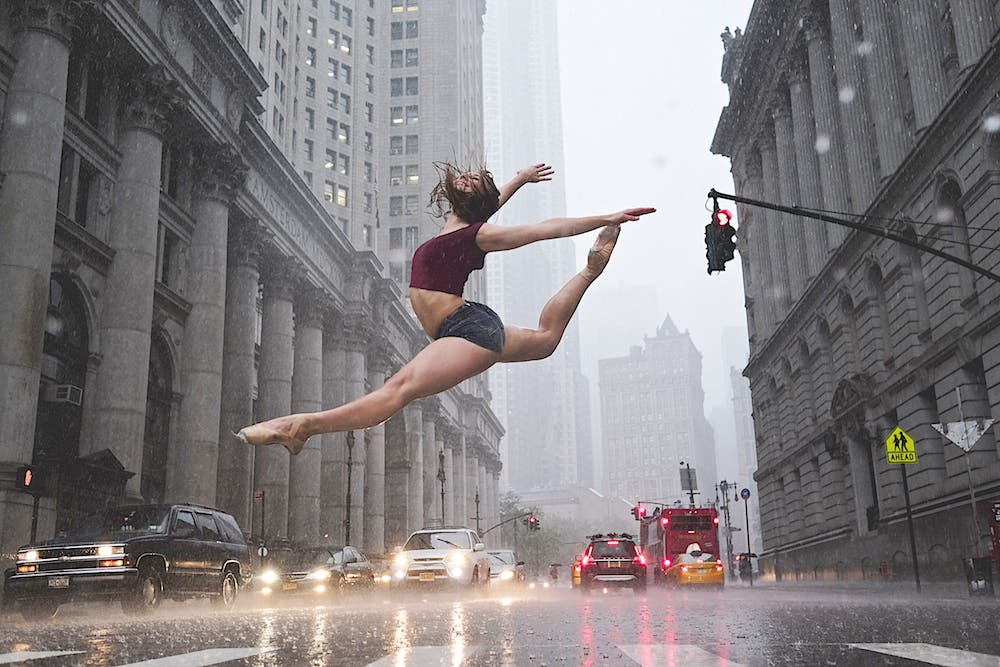 Inside the Photographer's Mind: Dance Photographer Omar Z Robles