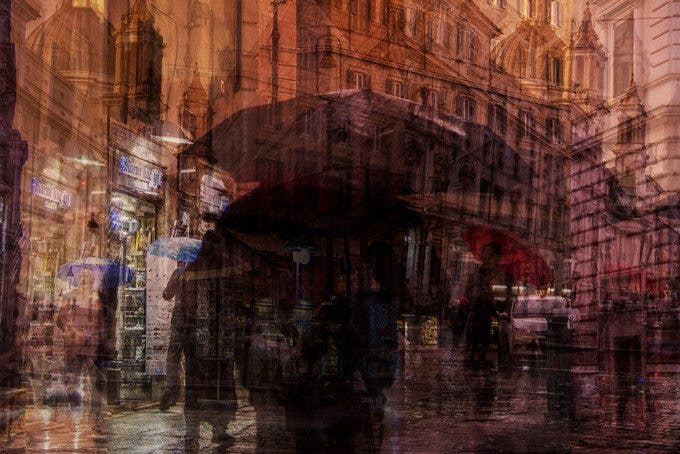 Rainy Day (Roma)