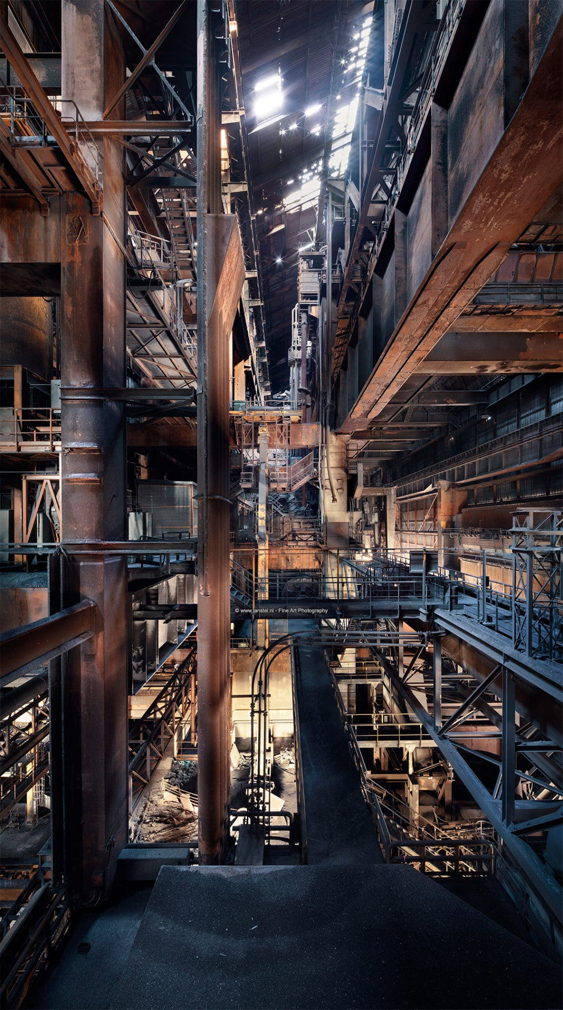 Abandoned & Forgotten: A 15-Year Urban Exploration Photo Project