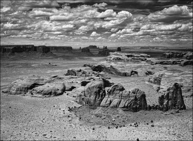 6620 Monument Valley, View from Hunt's Mesa-2