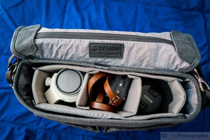 Chris Gampat The Phoblographer Tenba Cooper bag review images (7 of 13)ISO 4001-160 sec at f - 3.5