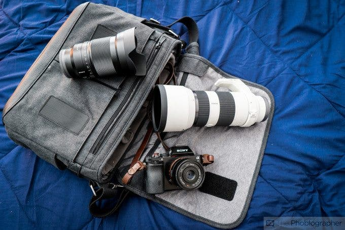 The Best Canvas Camera Bags for Photographers