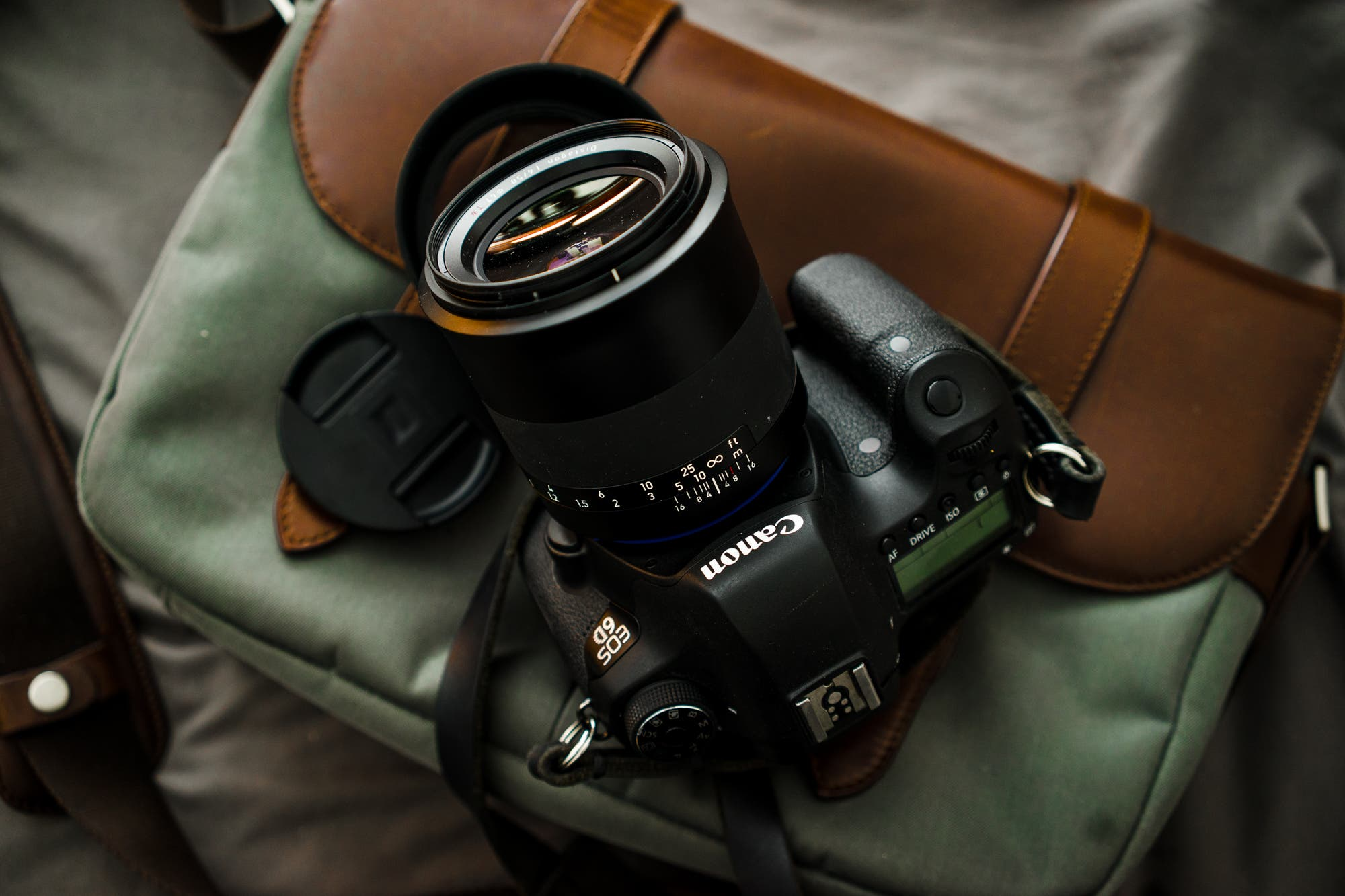 Eight Beautiful 50mm Lenses for Portraits