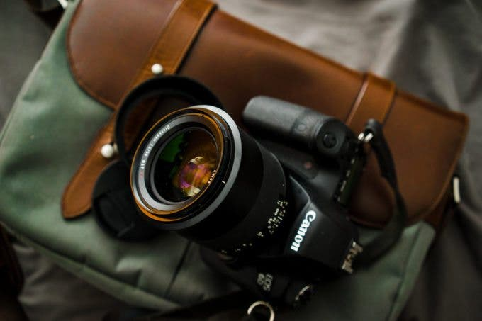 Chris Gampat The Phoblographer Zeiss 50mm f1.4 Milvus lens review product images (8 of 8)ISO 4001-200 sec at f - 4.0
