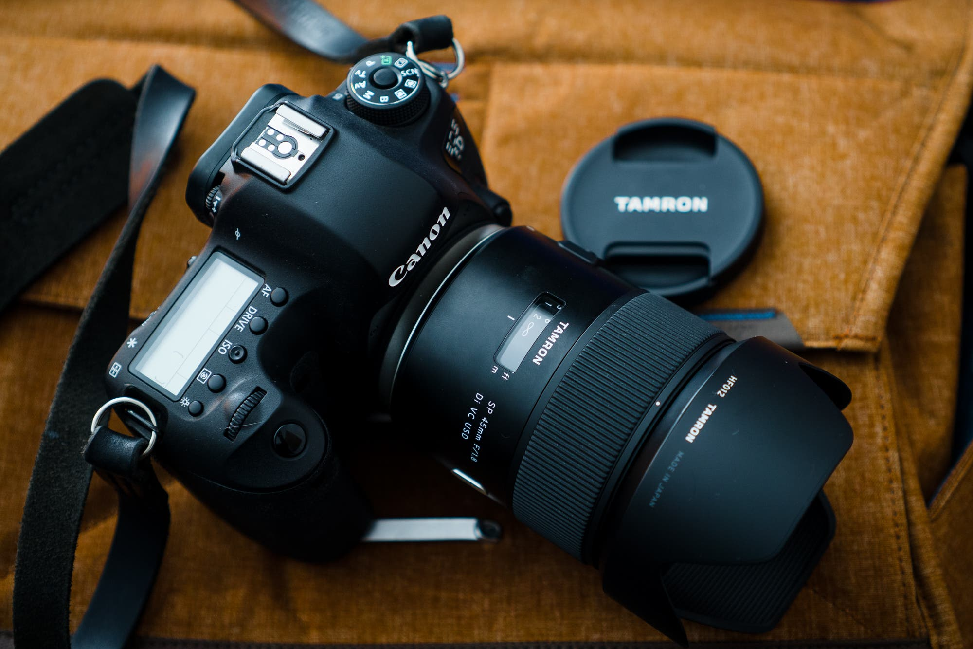 The Tamron 45mm F1.8 Di VC USD Is $200 Off, and There's More!