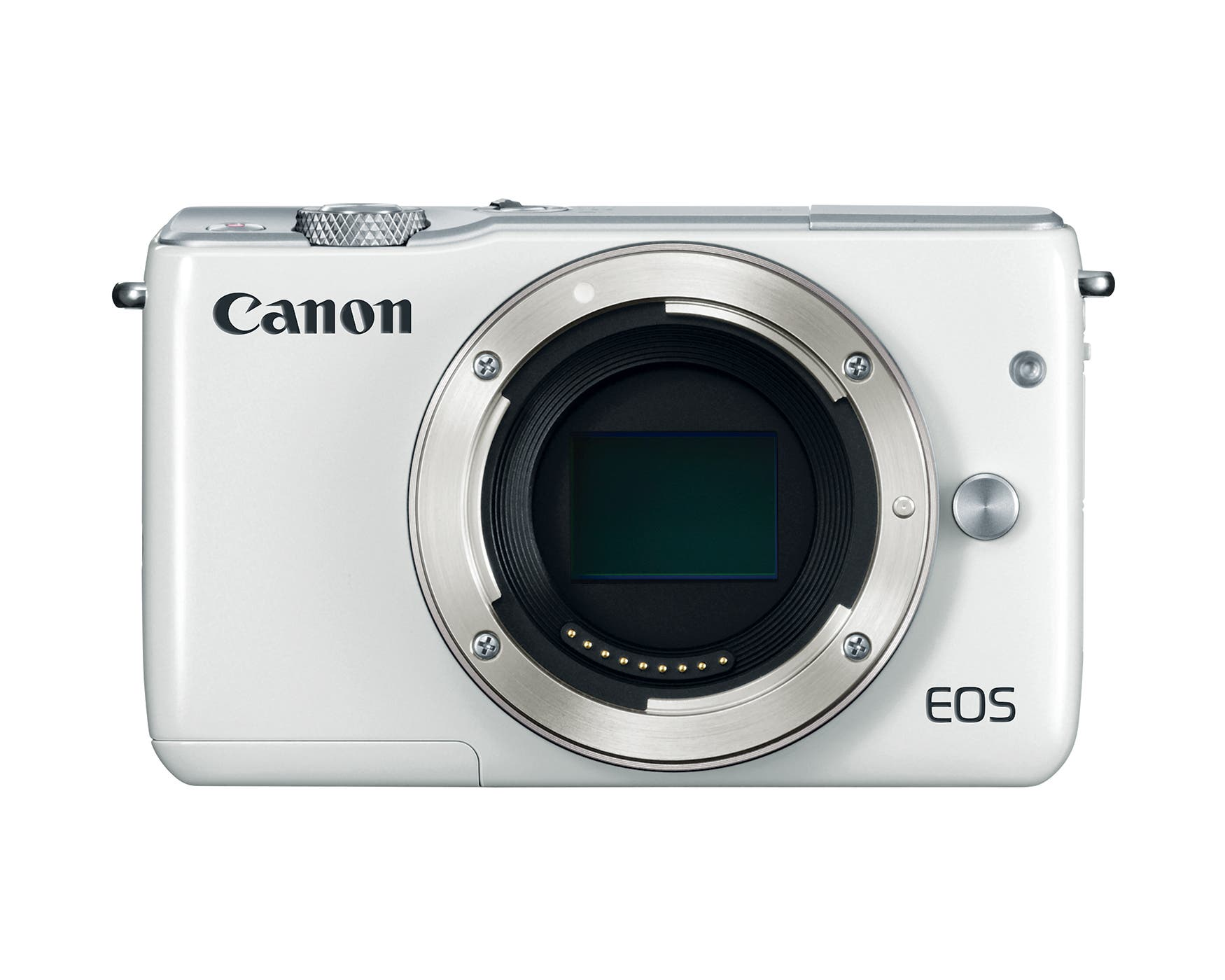 Canon Officially Announces Their New Eos M10 Ef M 15 45mm Is Stm White Hr Body Front Cl