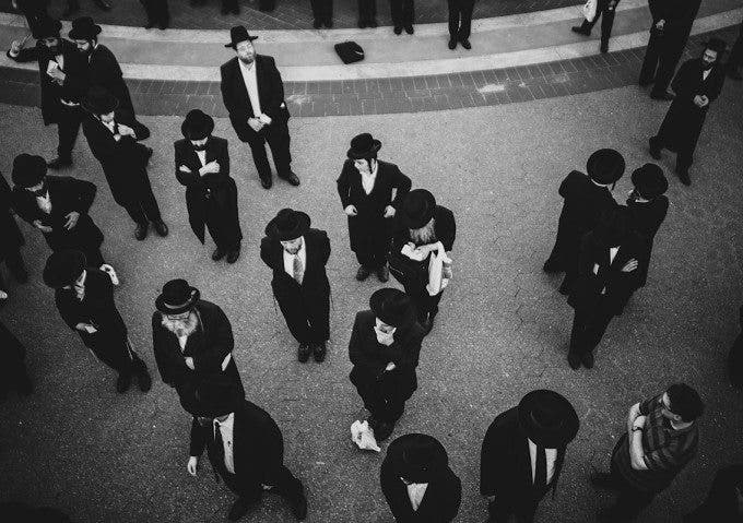 Luc Kordas: Documenting Hasidic Jews in New York