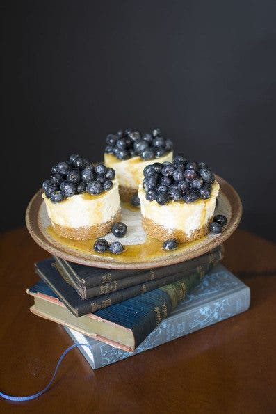 Ricotta Cheesecakes