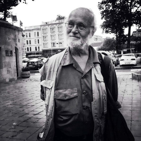 Thirty Minutes with Josef Koudelka