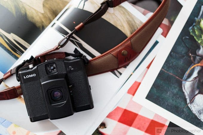 Chris Gampat The Phoblographer 4V Design strap review (8 of 10)ISO 4001-100 sec at f - 2.8