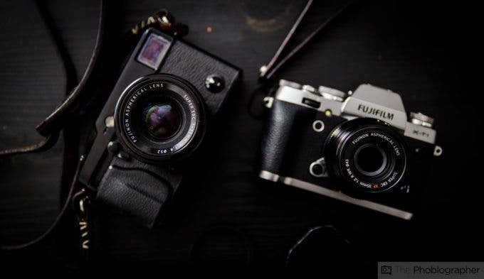 Which One? Fujifilm 35mm f2 R WR vs 35mm f1 4 R