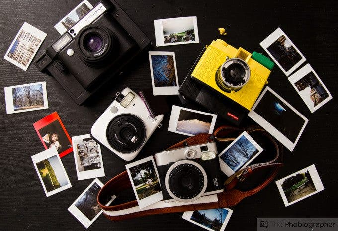 The Digital Photographer's Introduction to Lo-Fi Cameras