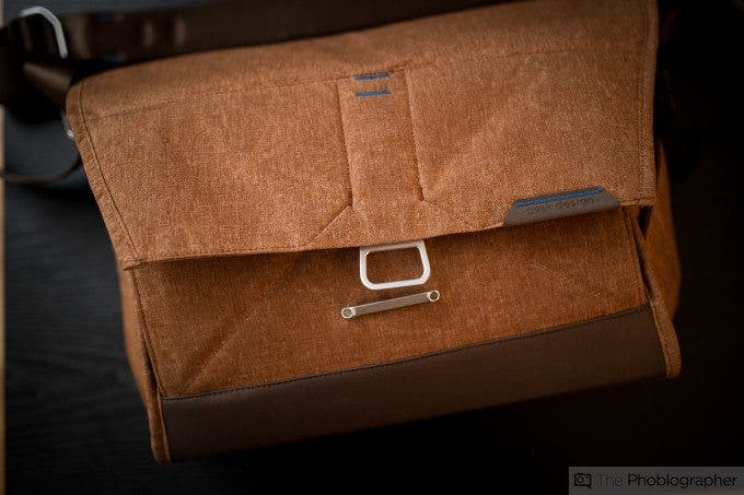 Chris Gampat The Phoblographer Peak Design Messenger bag review product images at home (1 of 1)ISO 2001-50 sec at f - 1.4
