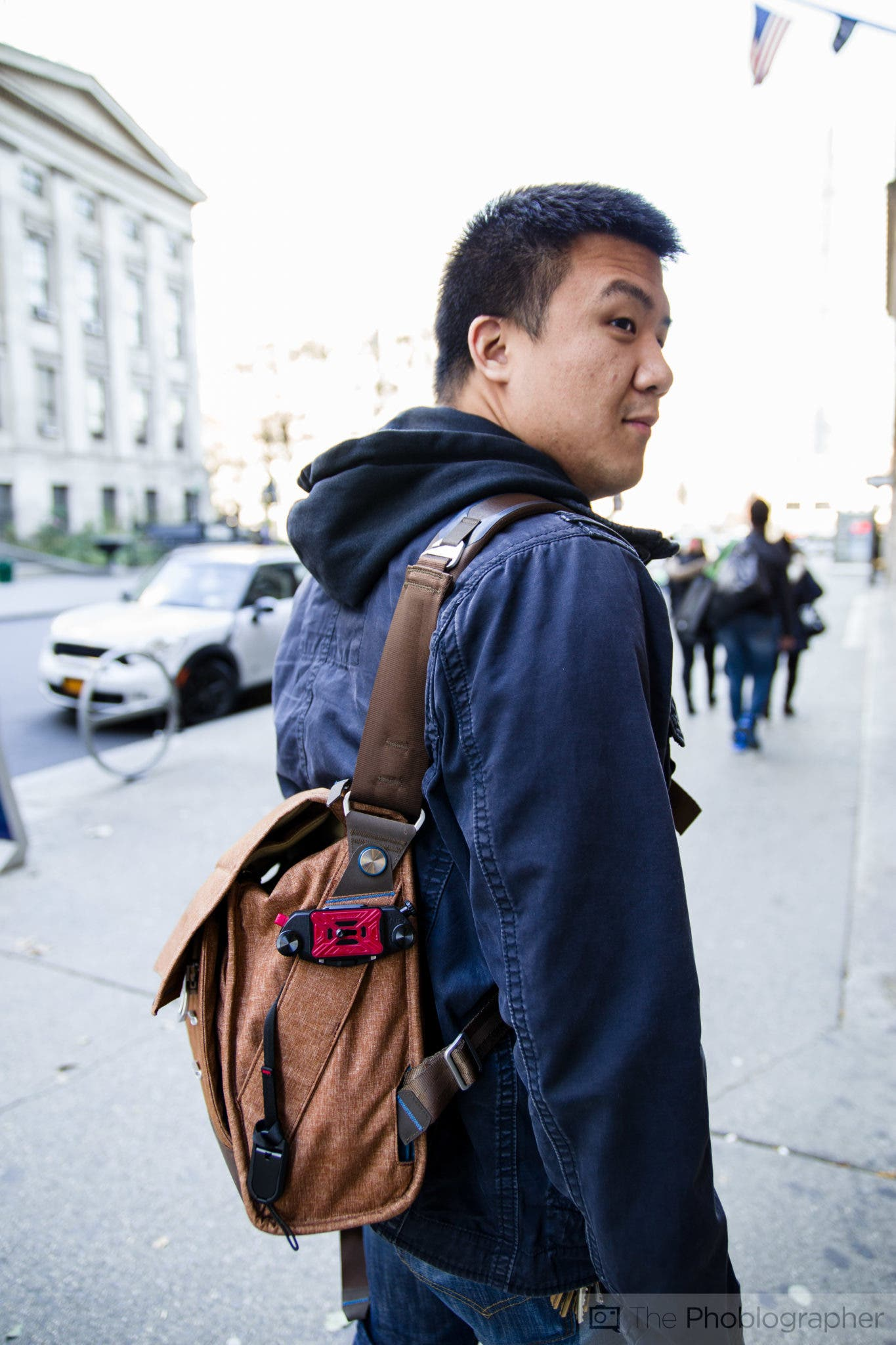 The 13′ Peak Design Everyday Messenger Bag is a Reality