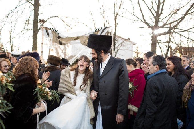 Laibel & Chana Schwartz on Photographing Jewish Weddings
