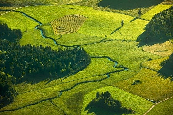 Johannes Heuckeroth - The Beauty of Bavaria - 2nd place - NATURE AERIAL - 4