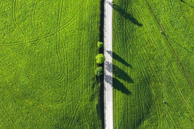 Johannes Heuckeroth - The Beauty of Bavaria - 2nd place - NATURE AERIAL - 5