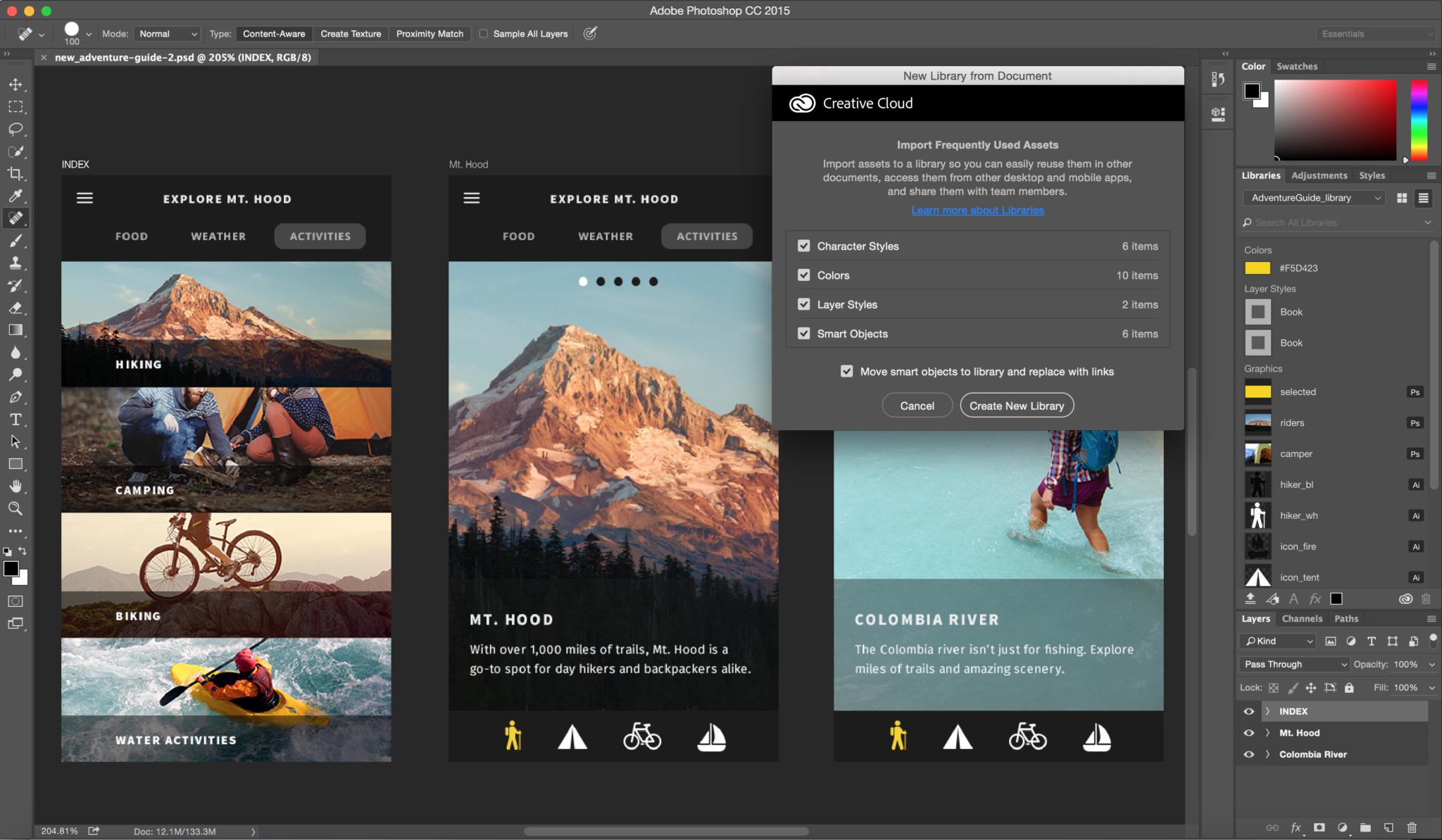 Adobe Announces Latest Version of Photoshop CC