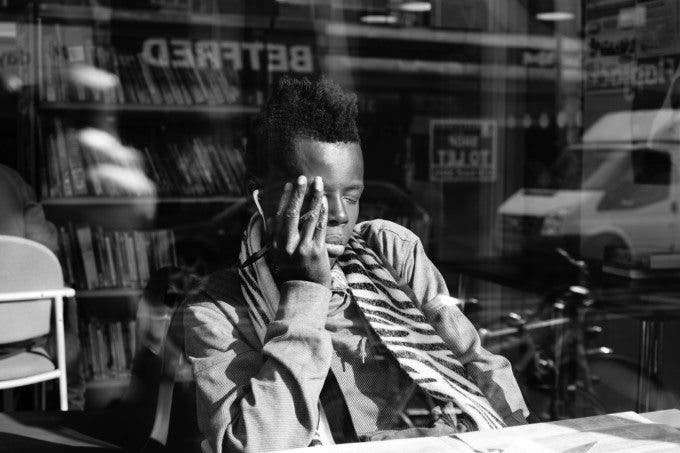 Nicholas Goodden - Black and White Street Photography 3