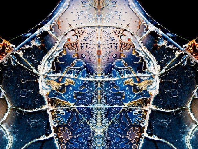 Pete McCutchen - Fractalizations - 3rd place in FINE ART ABSTRACT - 1