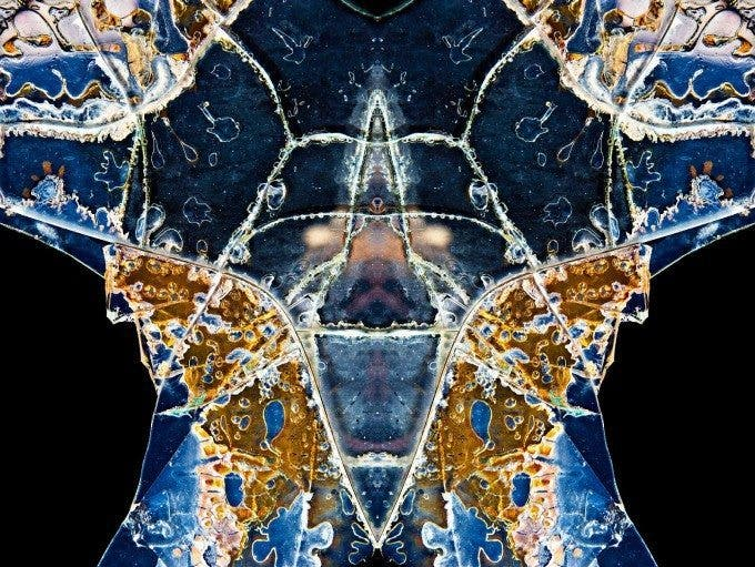 Pete McCutchen - Fractalizations - 3rd place in FINE ART ABSTRACT - 2